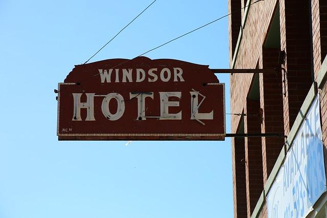 Mobilná aplikácia pre hotely, motely, penzióny