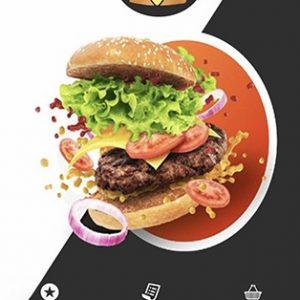 Fastfood aplikacia