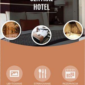 Mobilná Aplikácia pre hotely