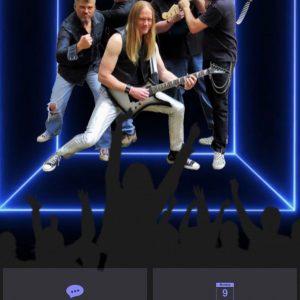 Mobil app pre skupinu