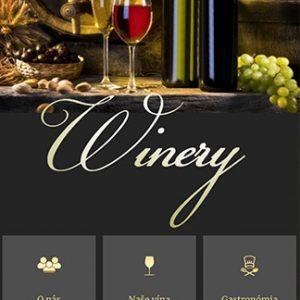 Mobil app pre vinarne