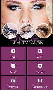 Kozmeticky salon